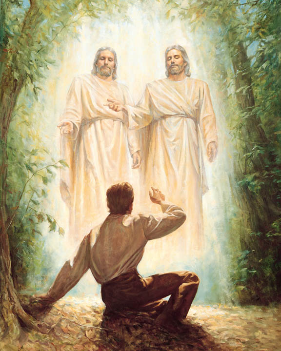 Testimonio de la Primera Visión