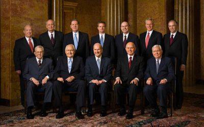 Gobierno de la Iglesia: El Consejo de los Doce Apóstoles